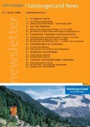 Nummer 4/2006 - SalzburgerLand Netoffice