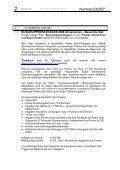 3. Informationen anderer Einrichtungen 4. Fortbildung im Tourismus - Seite 2