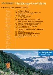 Nummer 34/2006 - SalzburgerLand Netoffice
