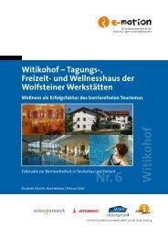 Fallstudie Witikohof - SalzburgerLand Netoffice