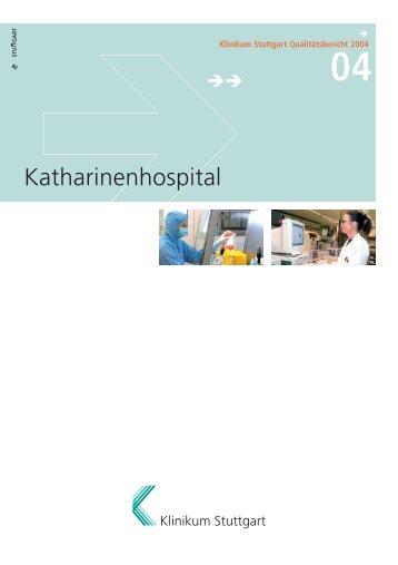 Qualitätsbericht (PDF: 384 K) - Kliniken.de