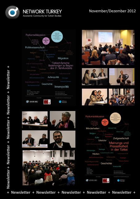 + Newsletter + Newsletter + Newsletter + ... - Network Turkey