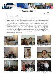 0907 Newsletter English - Network Turkey