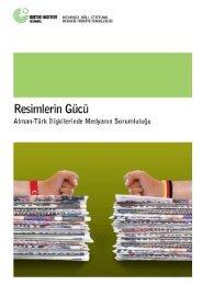 Resimlerin Gücü. Alman-Türk İlişkilerinde ... - Network Turkey