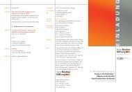 Programm und Einladung PDF - IG Metall Netzwerk ...