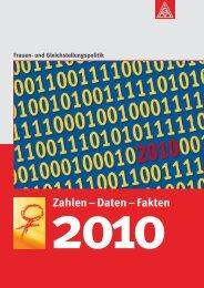 Zahlen-Daten-Fakten-2010 - IG Metall Netzwerk Chancengleichheit