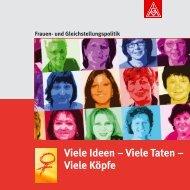 Buch: Viele Ideen - viele Taten - viele Köpfe - IG Metall Netzwerk ...