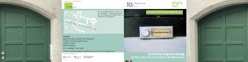 Anerkennungsberatung - Netzwerk Integration durch Qualifizierung ...
