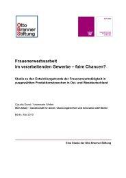 OBS-Studie zur Frauenerwerbsarbeit PDF - IG Metall Netzwerk ...