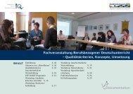 Download - Netzwerk Integration durch Qualifizierung