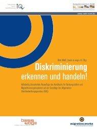 Handbuch Diskriminierung erkennen.pdf - Netzwerk Integration ...