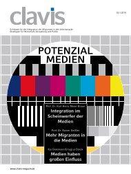 Potenzial Medien - Netzwerk Integration durch Qualifizierung