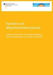 Familien mit Migrationshintergrund - Bundesministerium für Familie ...