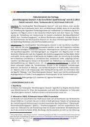 Berufsbezogenes Deutsch in der beruflichen Qualifizierung