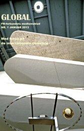 nr. 1 januar 2013 - FN-forbundet
