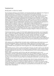 Projektbeskrivelsen (PDF) - Teknologirådet