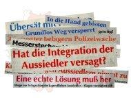 Vorstellung Landkreis Bad Kissingen und Stadt Bad Kissingen