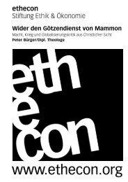 Wider den Götzendienst von Mammon.pdf - Ethecon