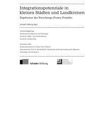 Vorwort, Einleitung und Handlungsempfehlungen