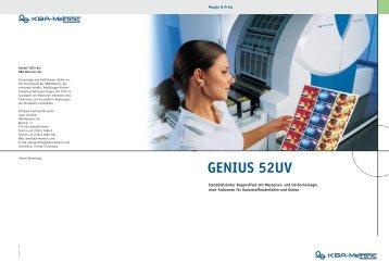 Genius 52 UV