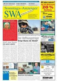 Ausgabe E, Olpe, (23.97 MB) - Siegerländer Wochen-Anzeiger