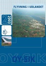 OY-SIK 2/2003