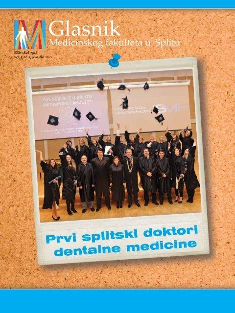 internetska stranica za upoznavanje studenata medicine
