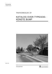 VR-G, Trafikarealer, by, Katalog over typegodkendte ... - Daluiso A/S