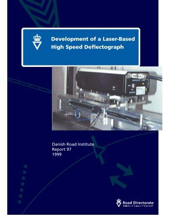 Development of a Laser-Based High Speed Deflectograph - Rahiran.ir