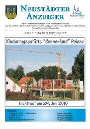 Amts - Neustadt in Sachsen