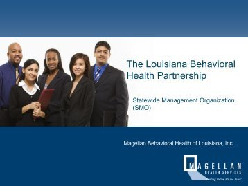 Exploring a Partnership Opportunity - Louisiana Department of ...