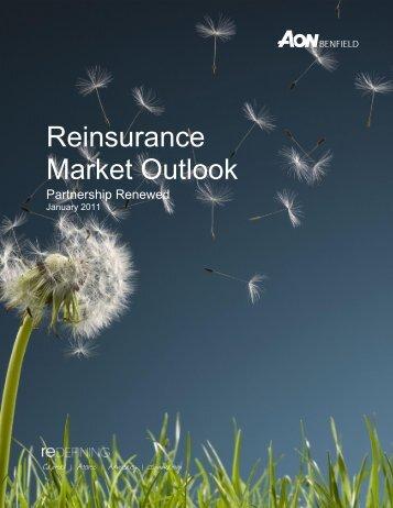 Reinsurance Market Outlook - Aon
