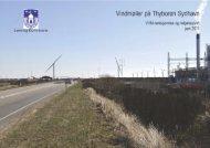 VVM-redegørelse - Lemvig Kommune