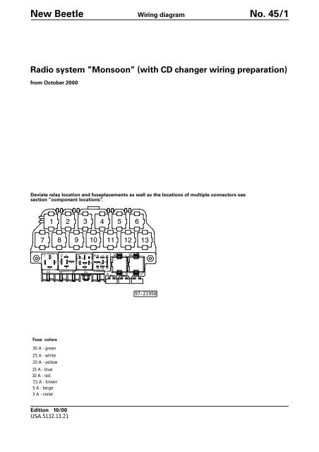 New Beetle No. 45/1 Wiring Diagram on vw charging system diagram, 2000 beetle headlight switch, 1999 volkswagen beetle engine diagram, 2000 beetle clutch, 1974 vw engine diagram, 2001 audi tt fuse diagram, 2000 beetle radio fuse, 1600cc vw engine diagram, 2000 beetle power steering, 2000 beetle relay location, 2000 beetle parts, 2000 beetle frame, 2000 beetle hose, 2000 beetle engine, 2000 beetle exhaust, vw jetta electrical diagram, 2000 beetle air conditioning, vw beetle diagram, 2000 jetta cooling system diagram, 1999 passat relay diagram,