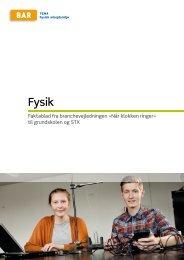 Fysik - Arbejdsmiljoweb.dk
