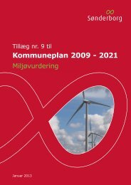 Miljøvurdering - Sønderborg Kommune