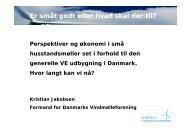 Er småt godt eller hvad skal der til? - Energiforum Danmark