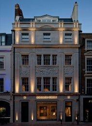 London gallery at 33 New Bond Street