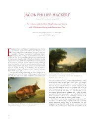 JACOB PHILIPP HACKERT
