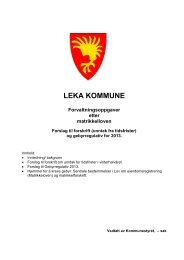 vedlegg 2 - Leka Kommune