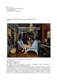 Deana Lawson whitehotmagazine - ArtSolution