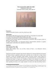 Pierre Dumont (Paris 1884- Paris 1936) L'Abbatiale de Saint-Ouen ...