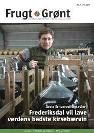 Frederiksdal vil lave verdens bedste kirsebærvin - Gartneribladene