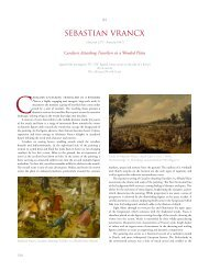 SEBASTIAN VRANCX - Jacques d'Arthois - An Extensive Wooded ...