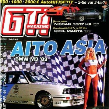 GTI Magazine - Audi A4 S-Line 2011 - KW-News Login