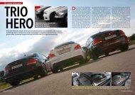 135i Tuning-Vergleich aus der Auto Illustrierte 11 - KW-News Login