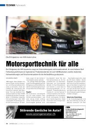Auto und Technik - KW-News Login