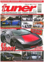 Euro Tuner 02/2011 - KW-News Login