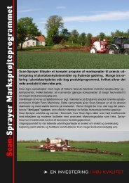 Download brochure som PDF - Scan-Agro