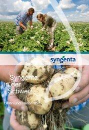 Syngenta in der Schweiz